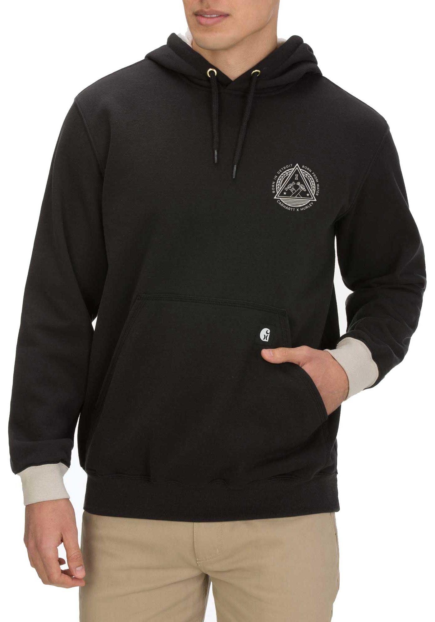 Hurley Men's Carhartt CMDT Pullover Hoodie
