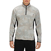 Hurley Men's Dri-Fit Naturals Fleece Track 1/4 Zip Pullover