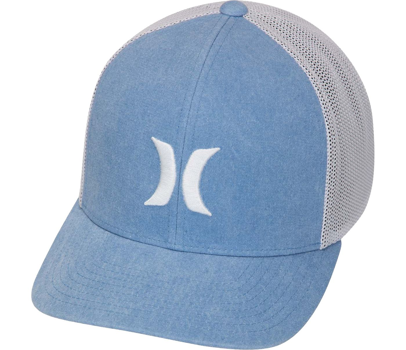 Hurley Men's Icon Textures Trucker Hat
