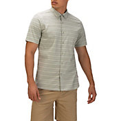Hurley Men's Dri-FIT Staycay Button Down Short Sleeve Shirt