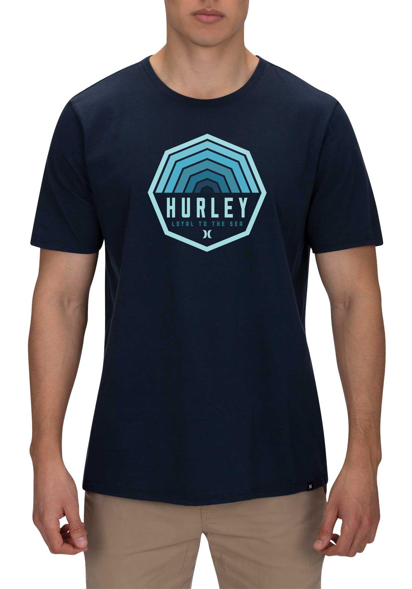 Hurley Men's Premium Hexer Short Sleeve T-Shirt