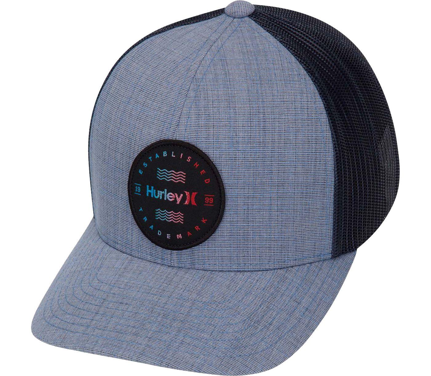 Hurley Men's Trademark Trucker Hat