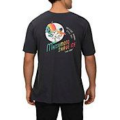 Hurley Men's Matsumoto Shave Ice BNZ T-Shirt
