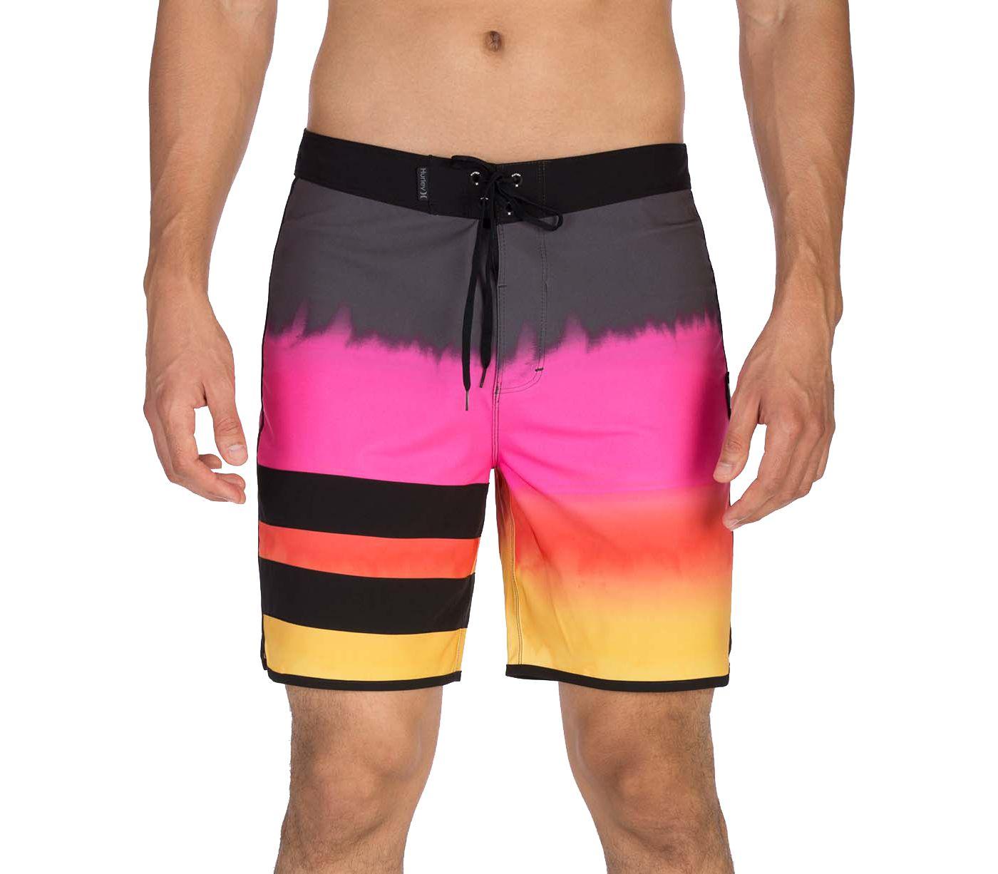 Hurley Men's Phantom BP Fever Board Shorts