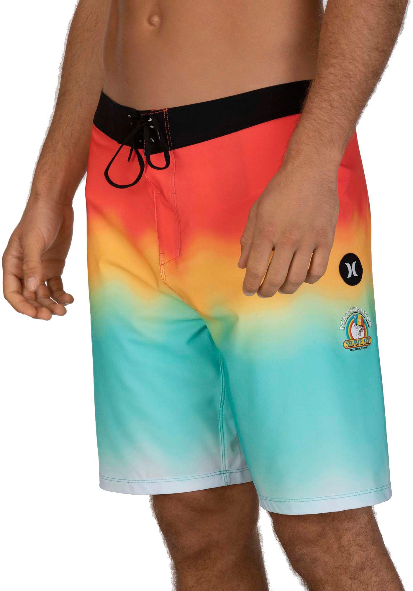 Hurley Men's Phantom Matsumoto Hawaii 20'' Swim Shorts