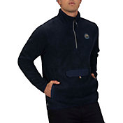 Hurley Men's Pendleton Sherpa Track Fleece Pullover