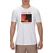 Hurley Men's Premium Take Me To Paradise T-Shirt