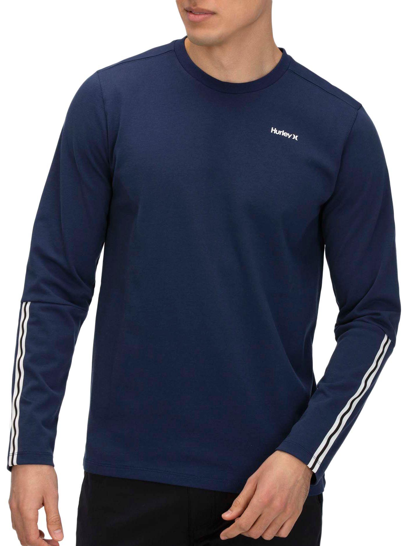 Hurley Men's Morro Bay Long Sleeve T-Shirt