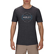 Hurley Men's Siro Bow Tie Short Sleeve T-Shirt