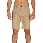 "Hurley Men's One & Only Stretch Chino 21"" Shorts"