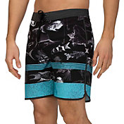 "Hurley Men's Phantom Gone Fishin' 18"" Board Shorts"