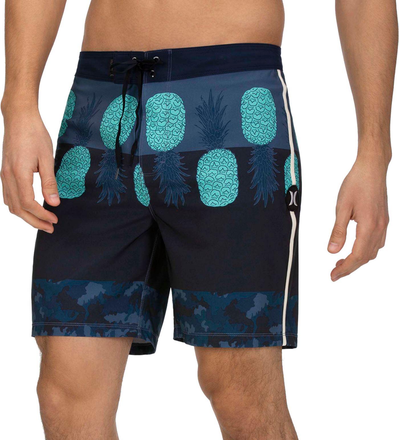 "Hurley Men's Phantom Pina 18"" Board Shorts"