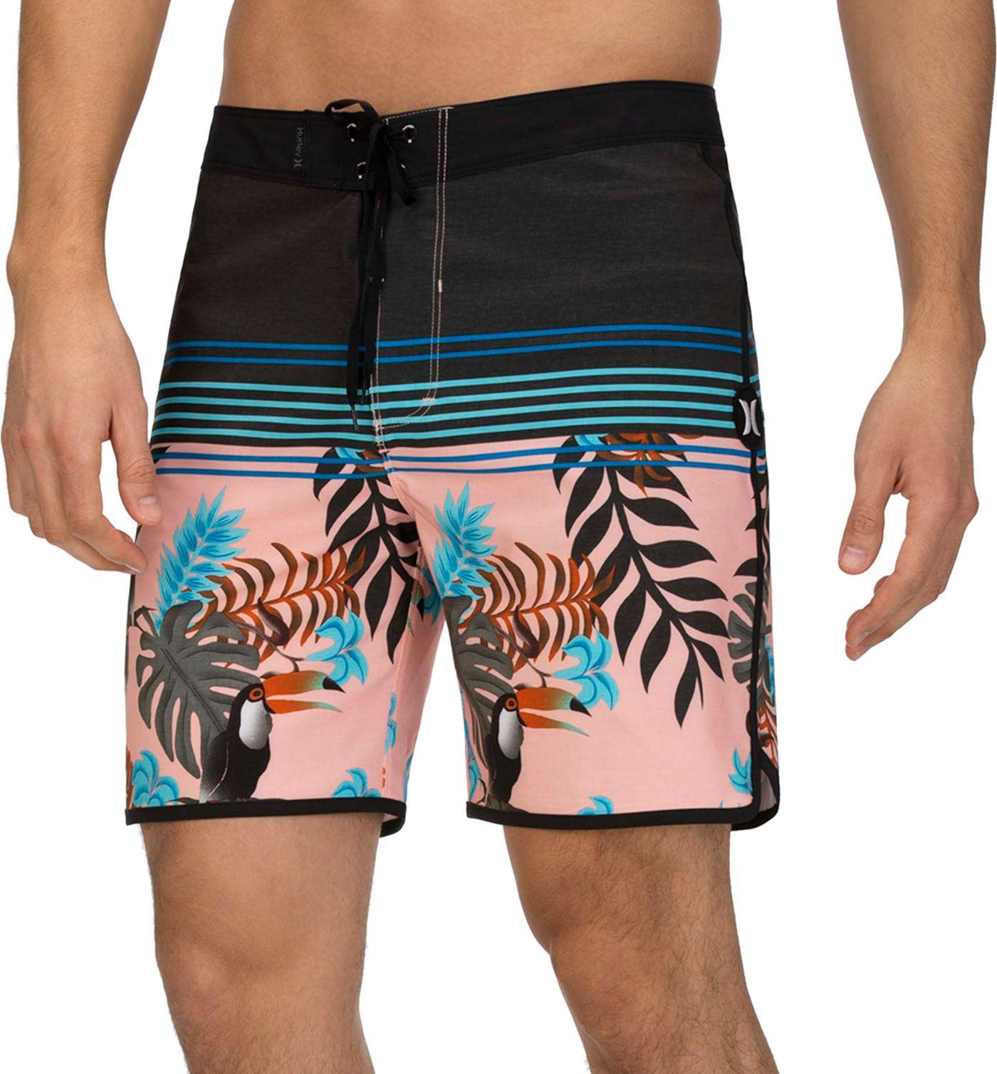 "Hurley Men's Phantom Tamarindo 18"" Board Shorts"