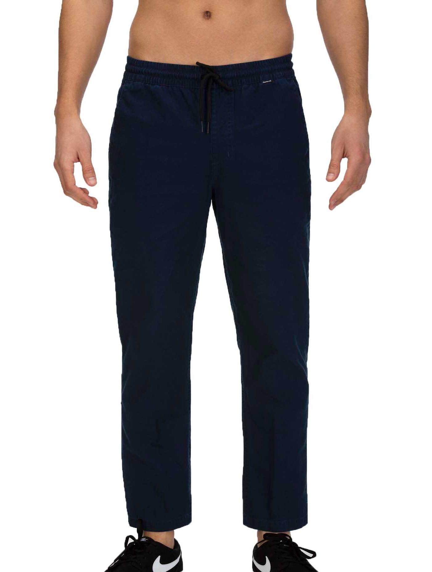 Hurley Men's Port Elastic Crop Pants