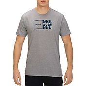 Hurley Men's Siro Natural Print T-Shirt