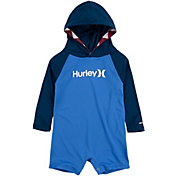 Hurley Toddler Boys' Sharkbait One Piece Rash Guard