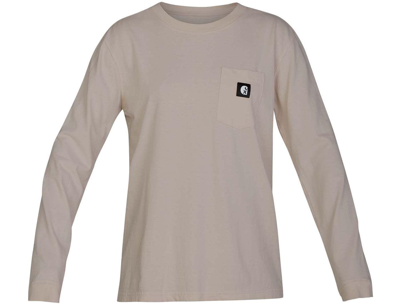 Hurley Women's Carhartt Long Sleeve Shirt