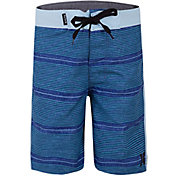 Hurley Boys' Shoreline Icon Logo Graphic Board Shorts