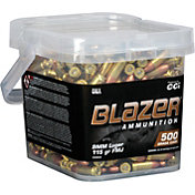 Blazer Brass Handgun Ammo – 500 Rounds
