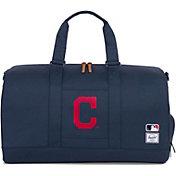 Herschel Cleveland Indians Duffle Bag