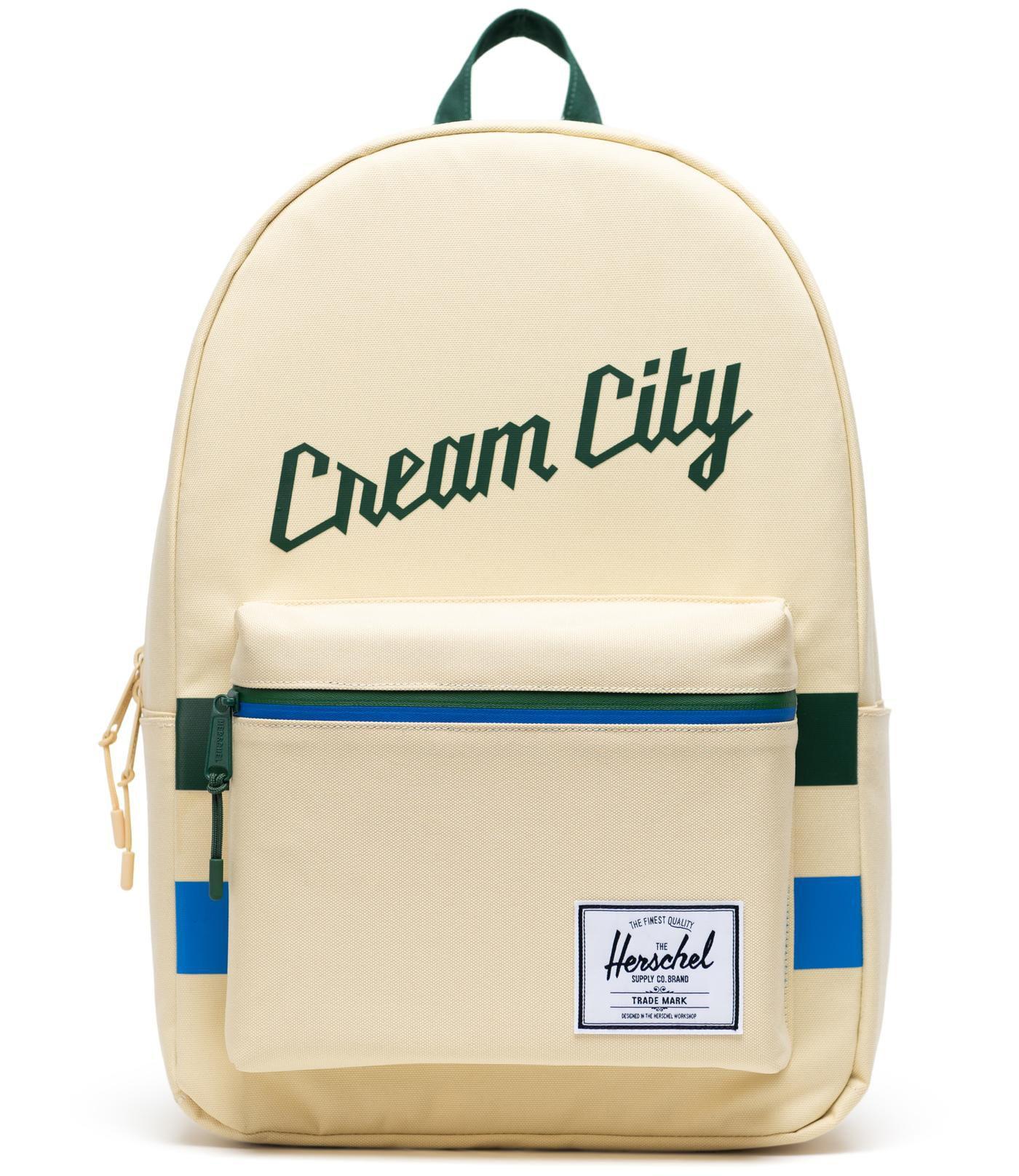 Herschel Milwaukee Bucks City Edition Settlement Backpack