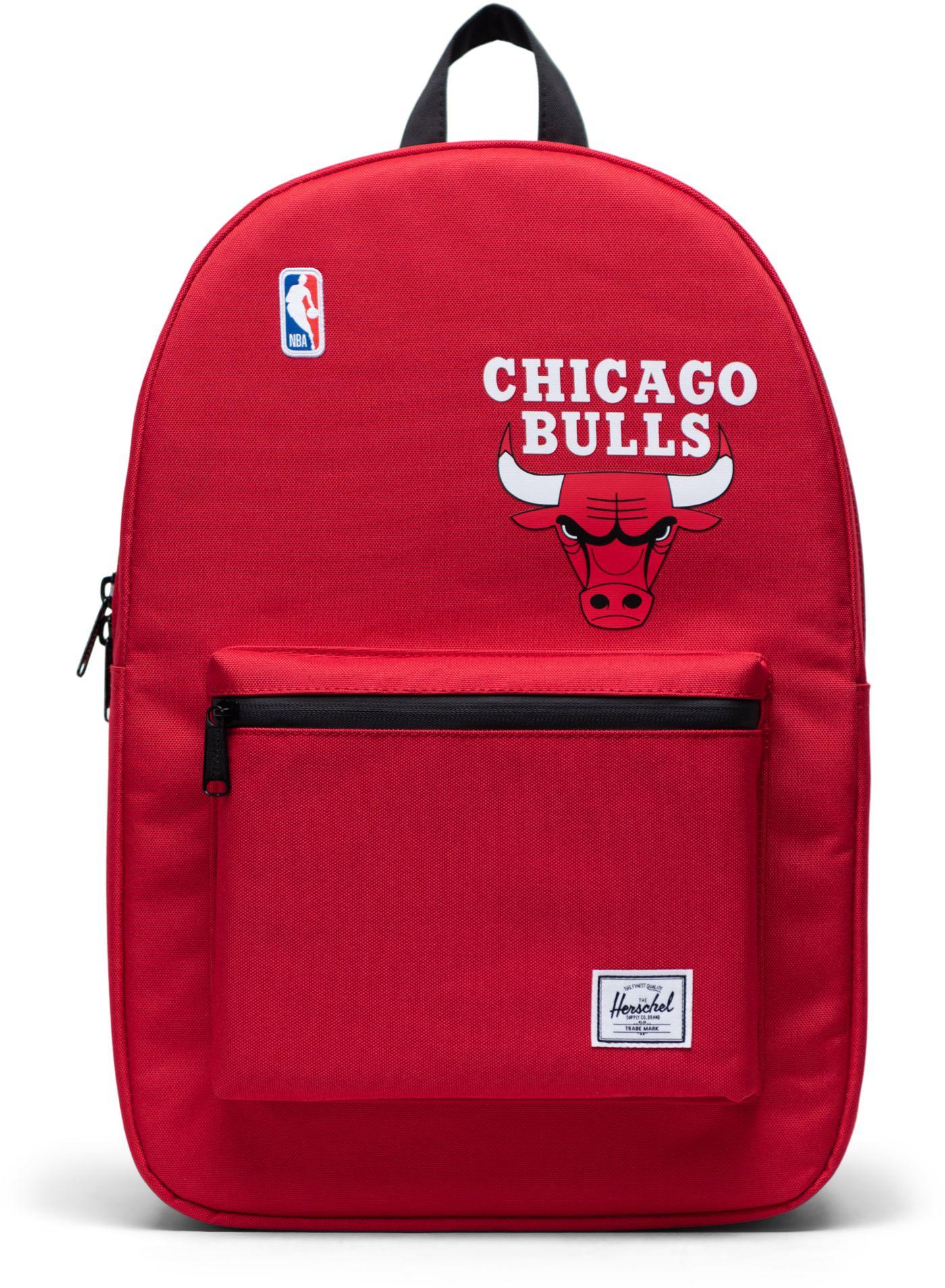 Herschel Chicago Bulls Red Backpack