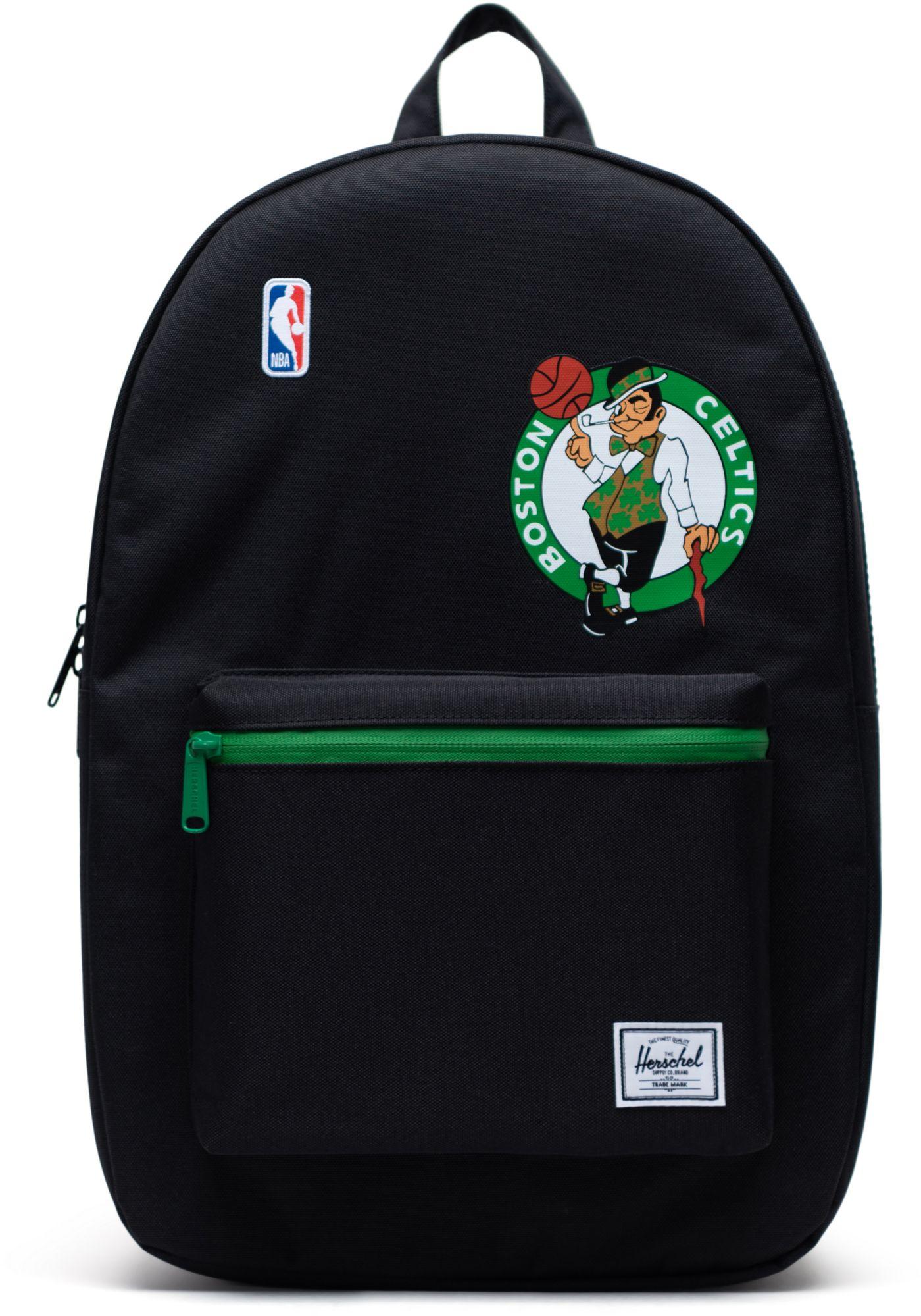 Herschel Boston Celtics Black Settlement Backpack