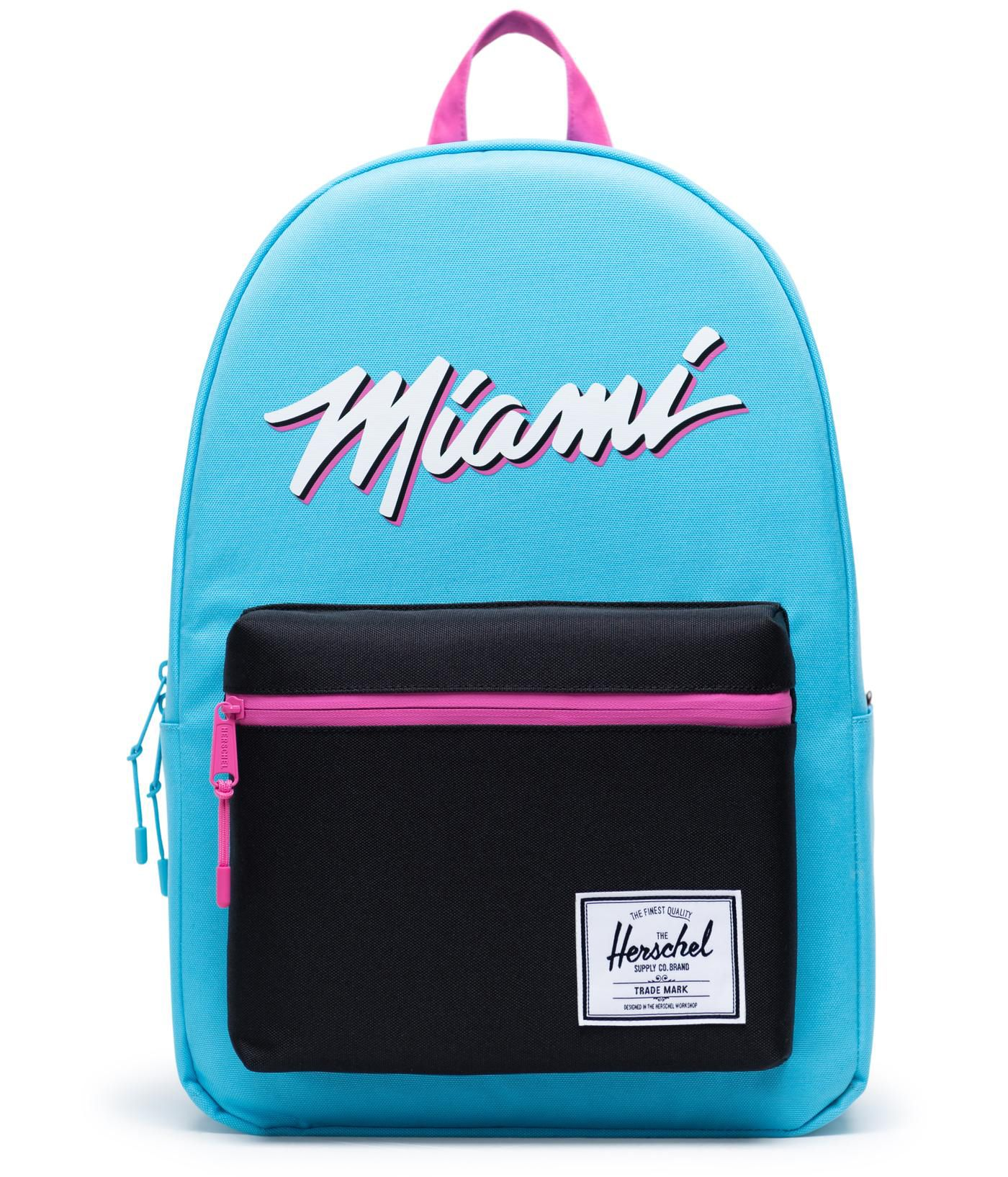 Herschel Miami Heat City Edition Settlement Backpack