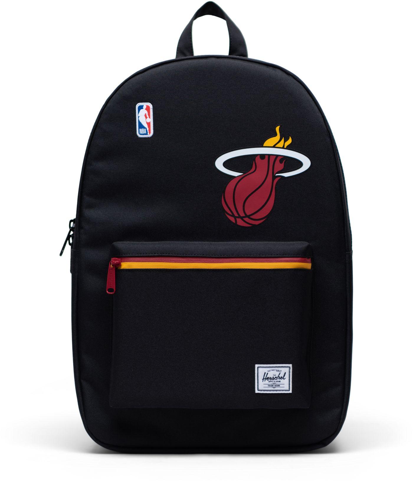 Herschel Miami Heat Black Settlement Backpack