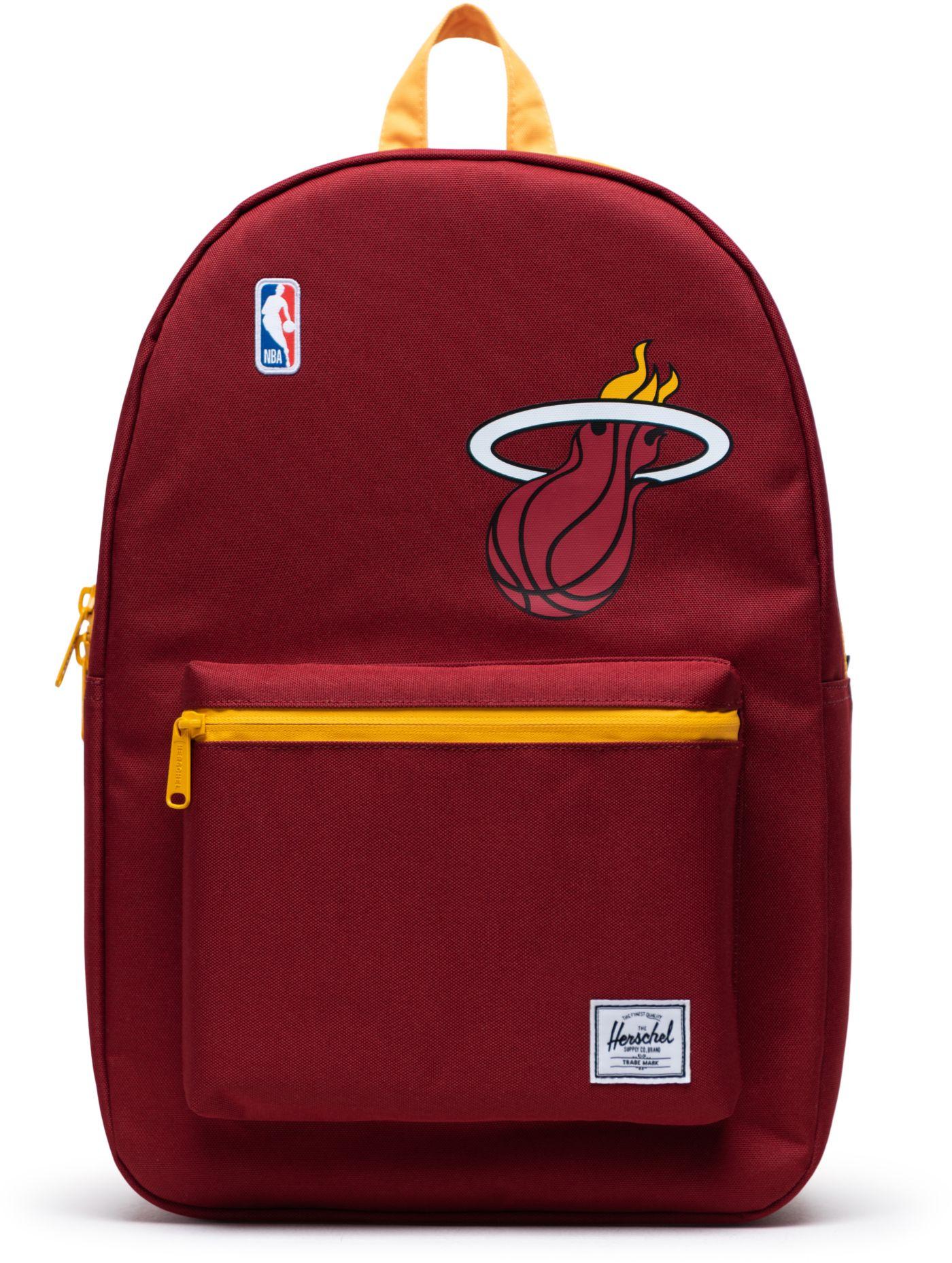 Herschel Miami Heat Red Backpack