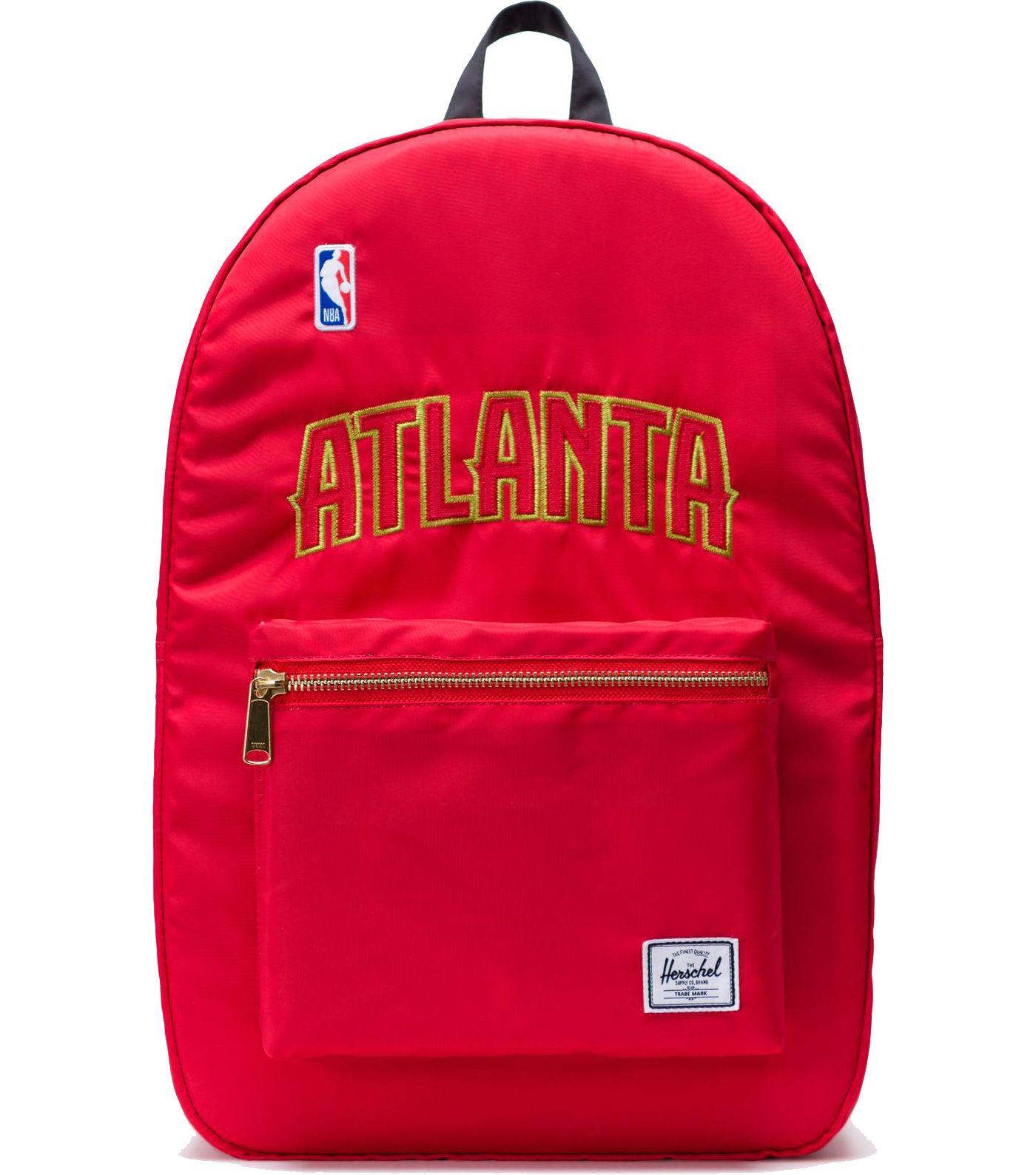 Herschel Atlanta Hawks Red Settlement Backpack