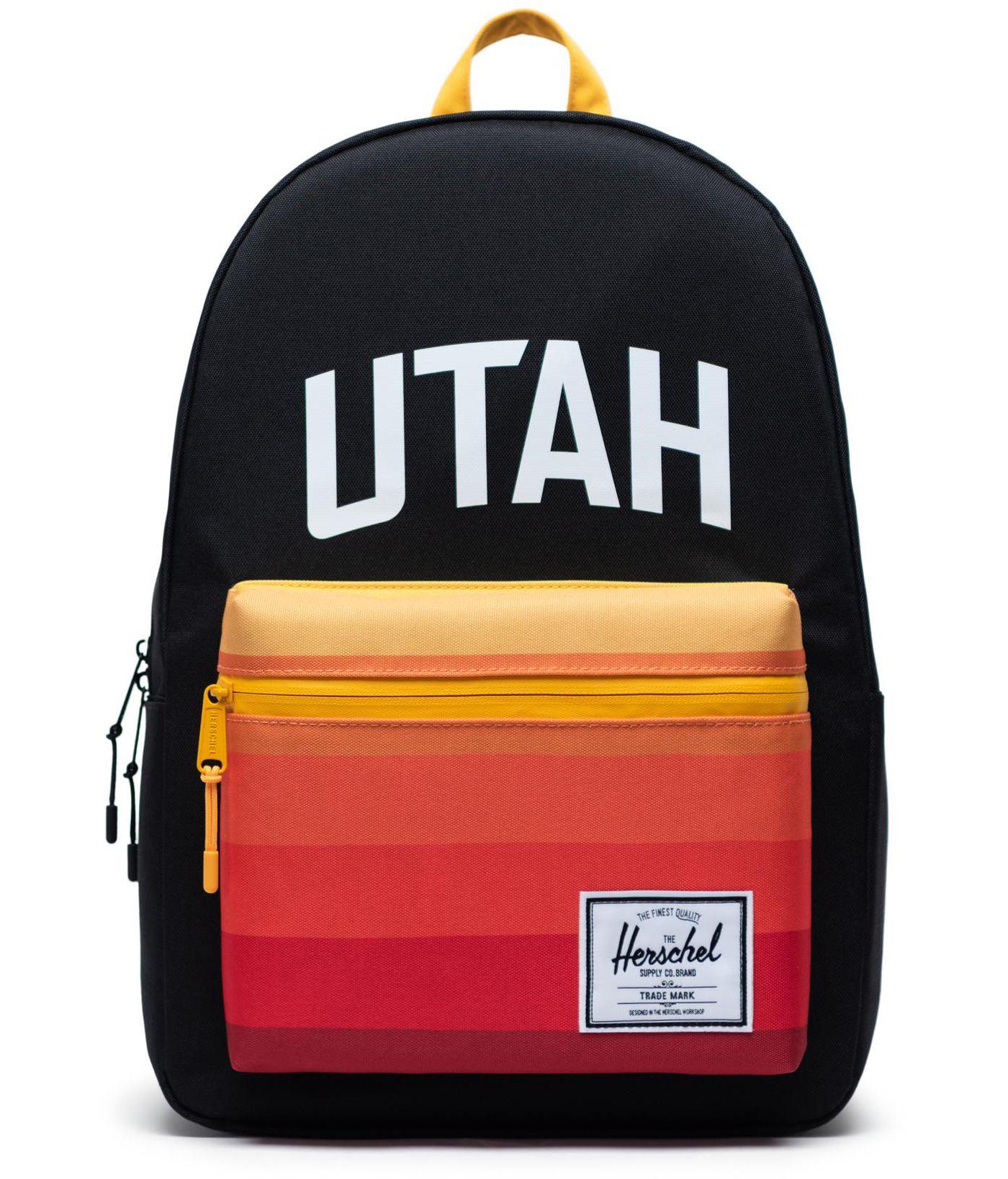 Herschel Utah Jazz City Edition Settlement Backpack