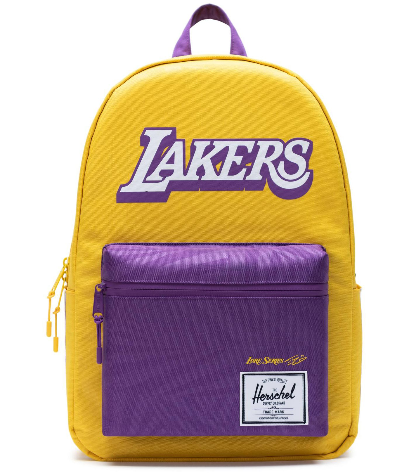 Herschel Los Angeles Lakers City Edition Settlement Backpack