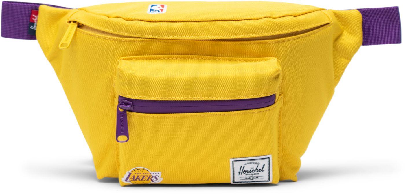 Herschel Los Angeles Lakers Yellow Hip Pack