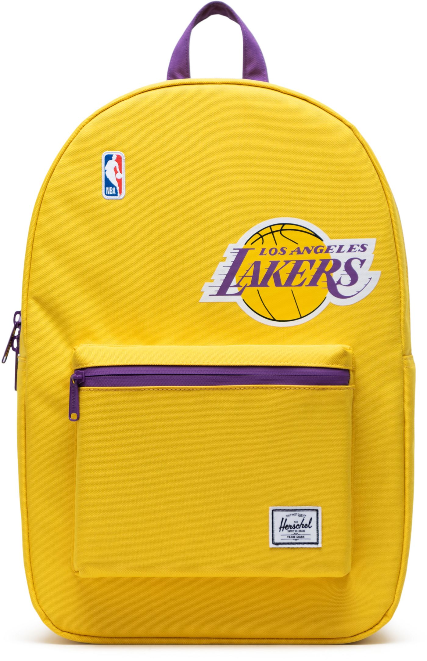Herschel Los Angeles Lakers Gold Backpack