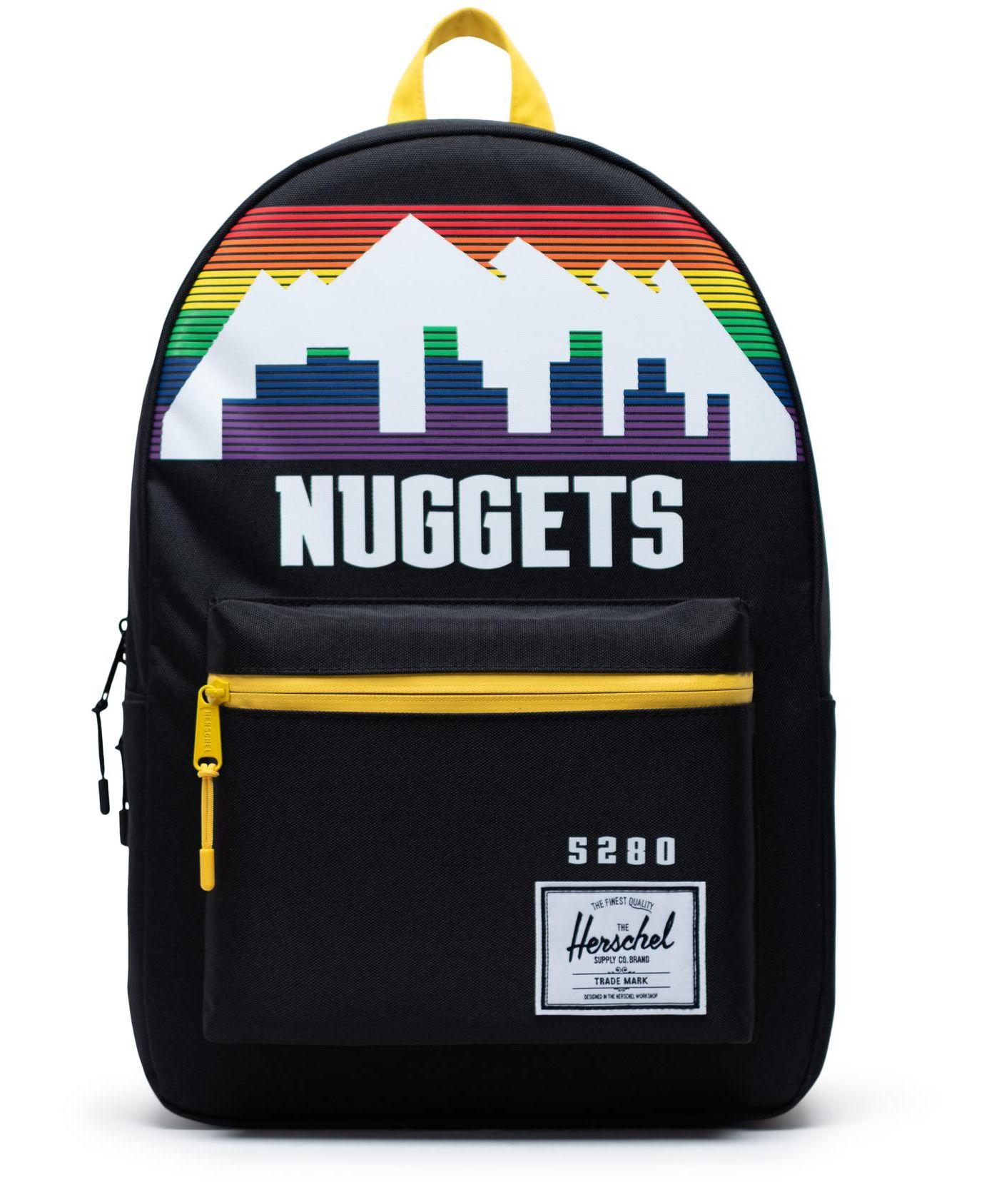 Herschel Denver Nuggets City Edition Settlement Backpack