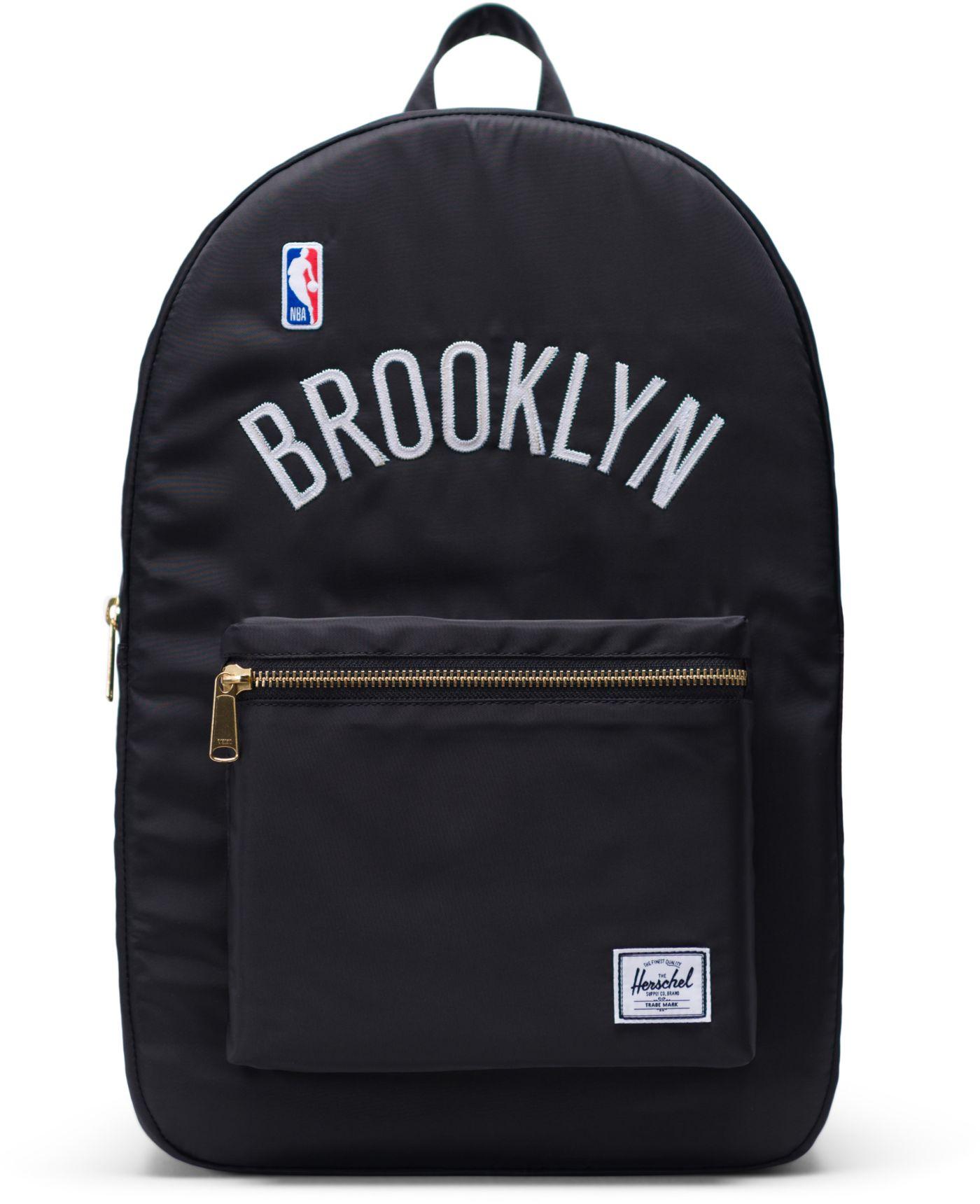 Herschel Brooklyn Nets Champions Backpack