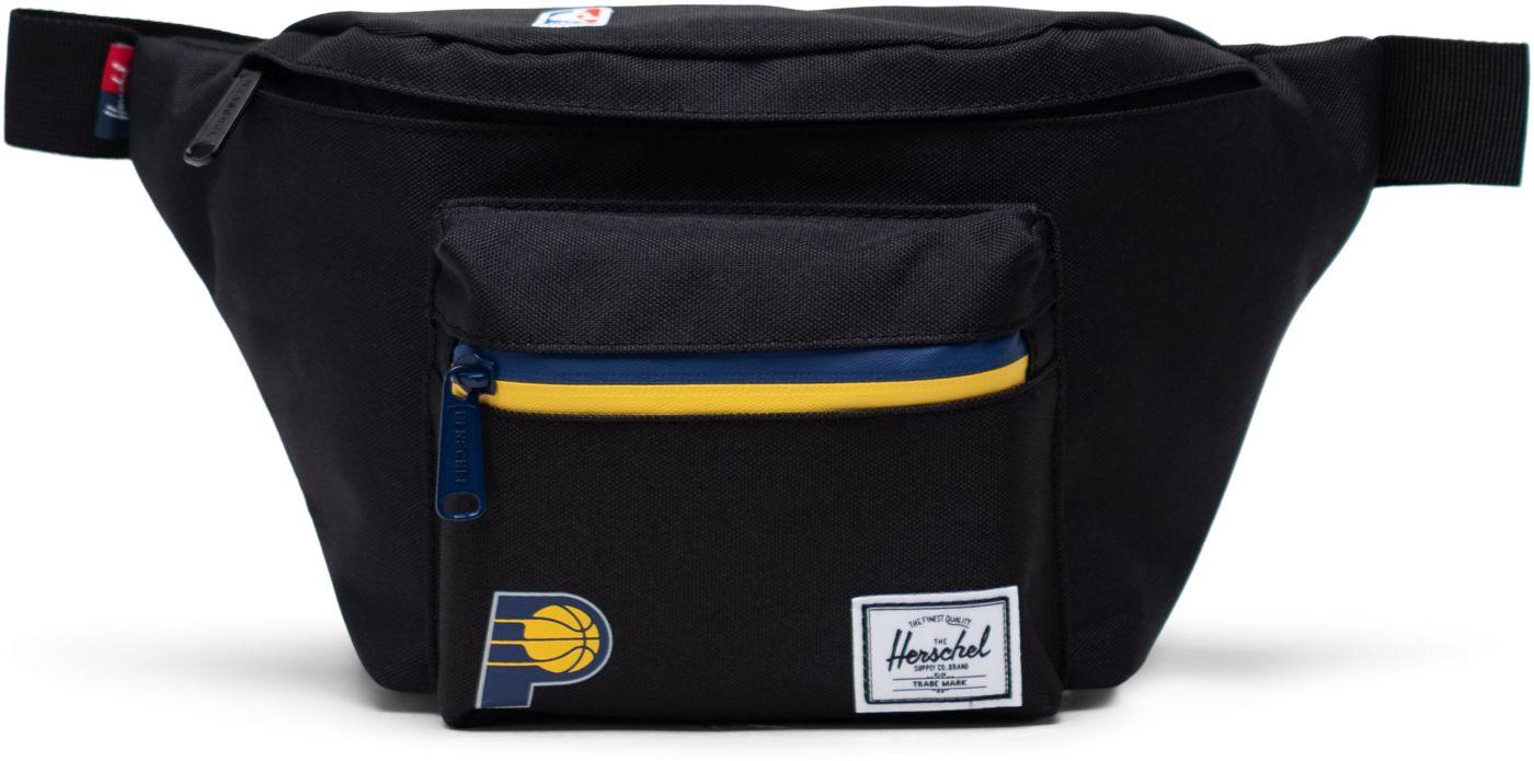 Herschel Indiana Pacers Black Hip Pack