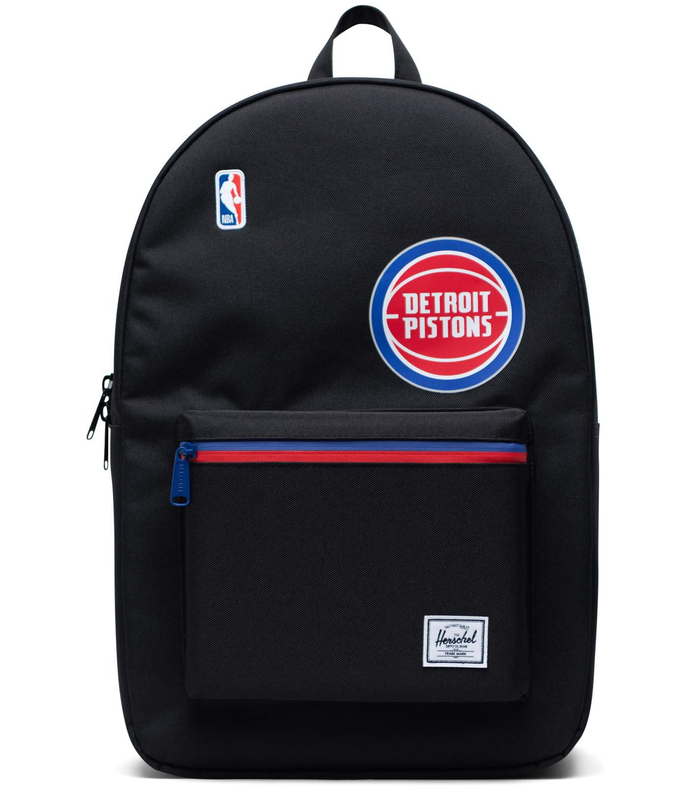 Herschel Detroit Pistons Black Settlement Backpack