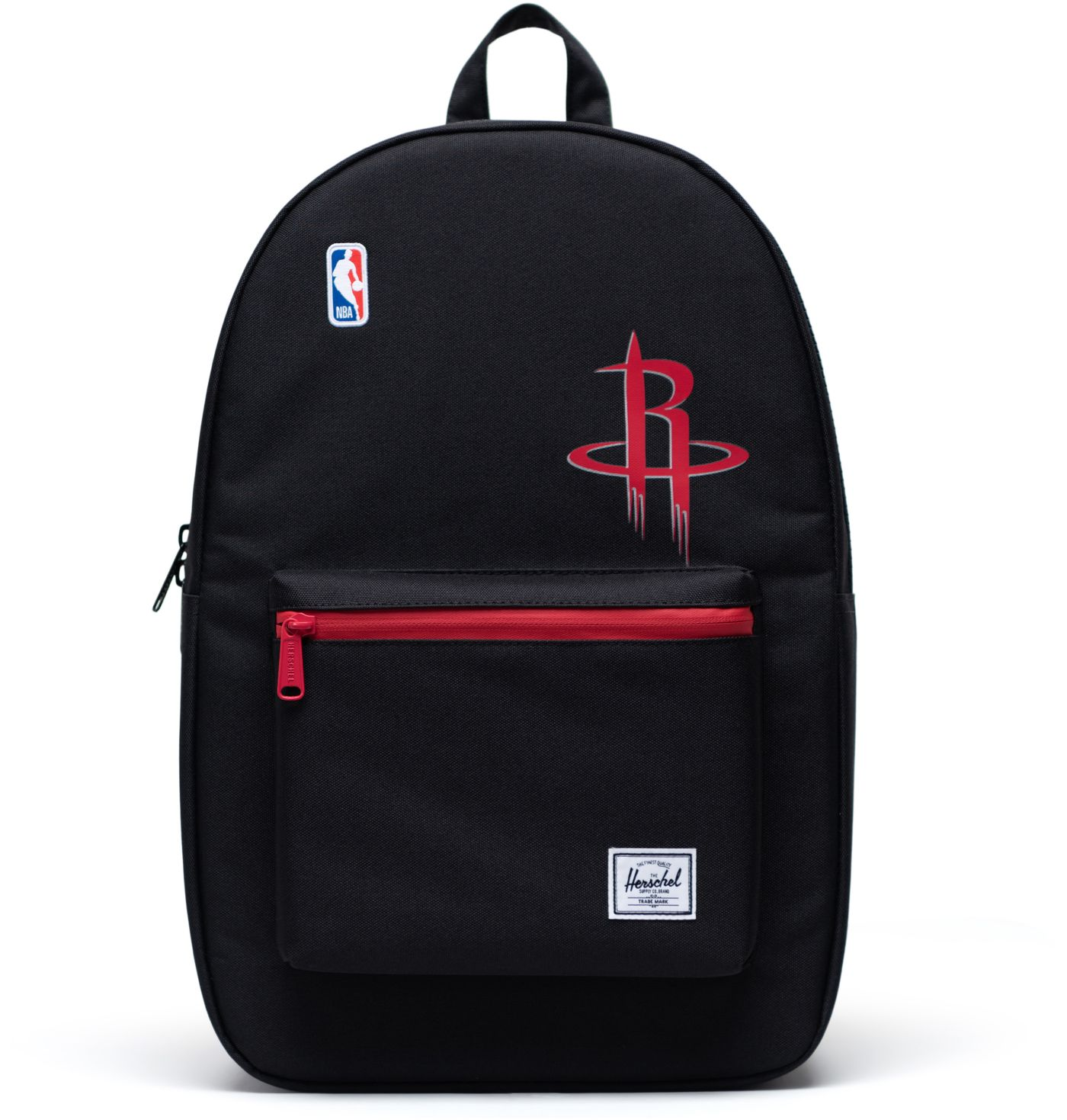 Herschel Houston Rockets Black Settlement Backpack