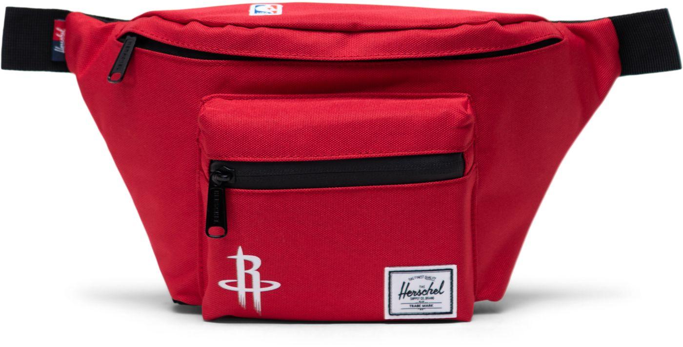 Herschel Houston Rockets Red Hip Pack