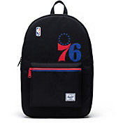 Herschel Philadelphia 76ers Black Settlement Backpack