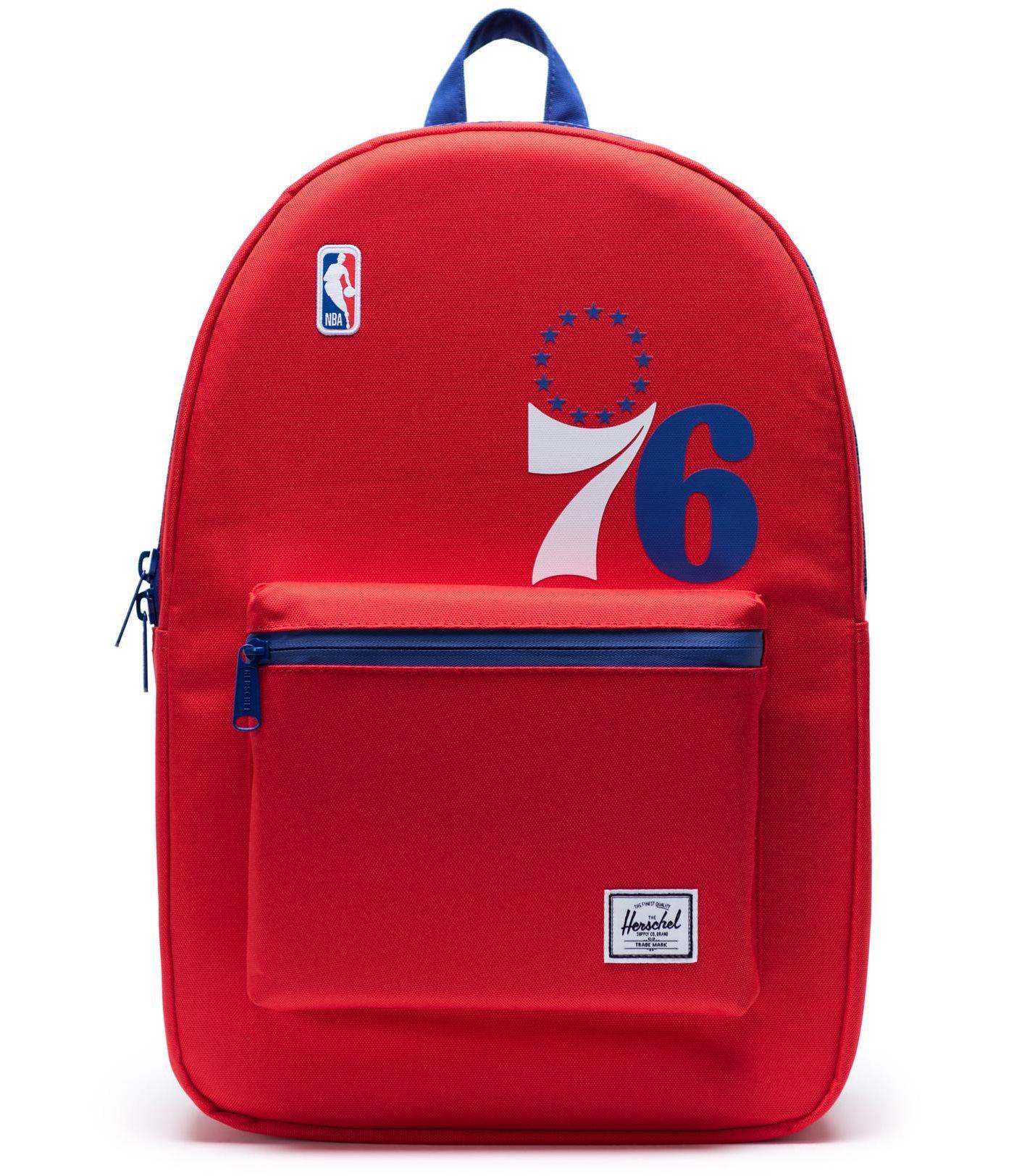 Herschel Philadelphia 76ers Red Backpack