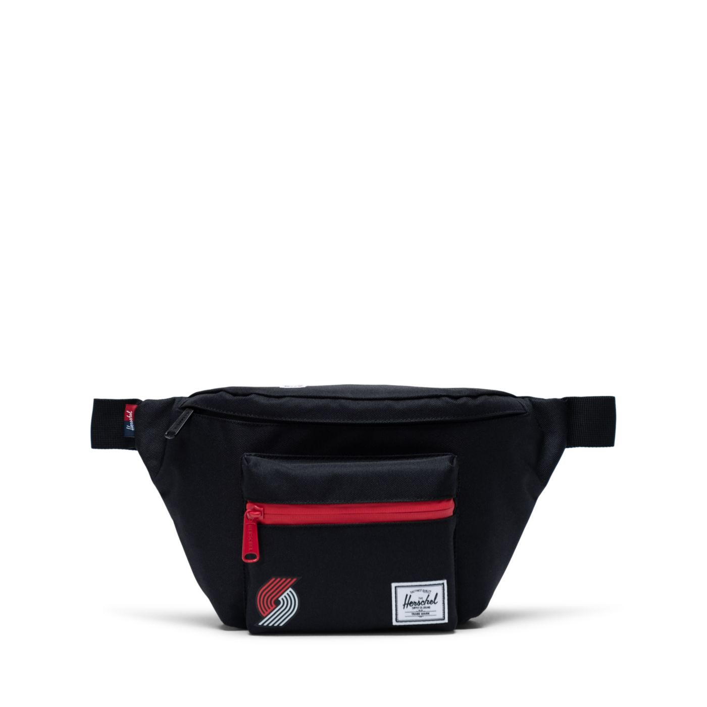 Herschel Portland Trailblazers Black Hip Pack