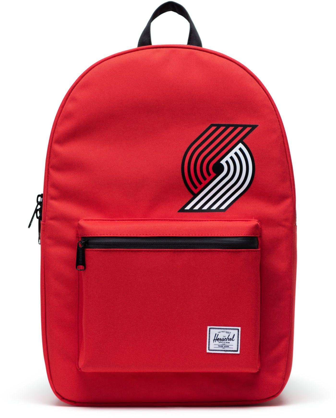 Herschel Portland Trail Blazers Red Backpack