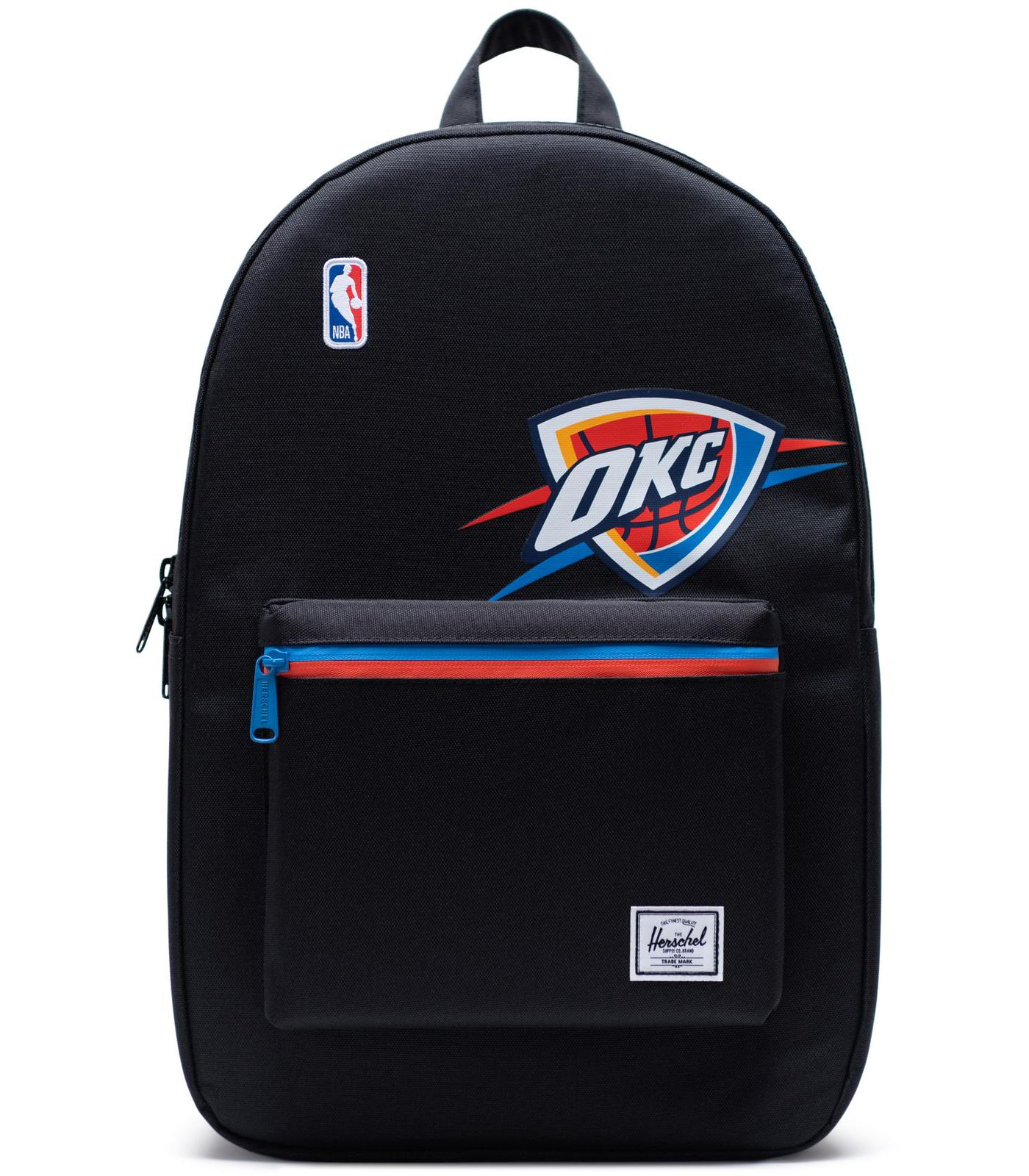 Herschel Oklahoma City Thunder Black Settlement Backpack