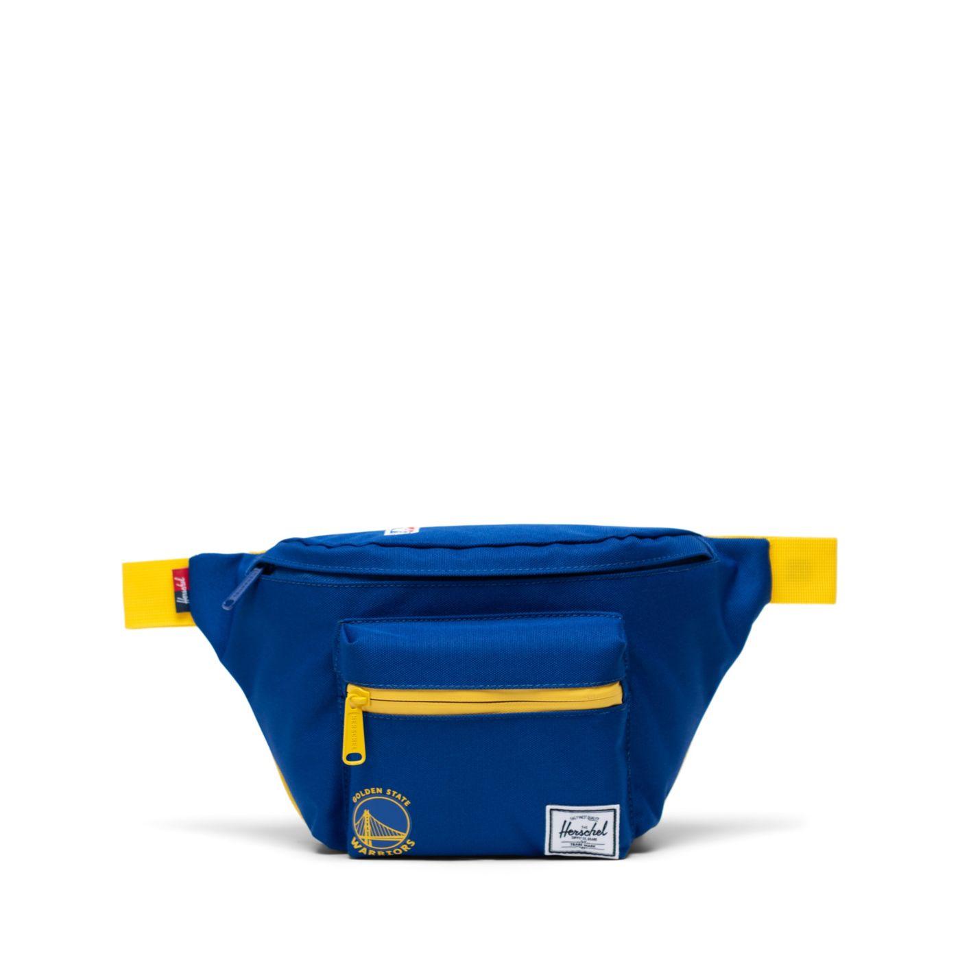 Herschel Golden State Warriors Blue Hip Pack