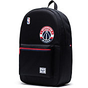 Herschel Washington Wizards Black Settlement Backpack