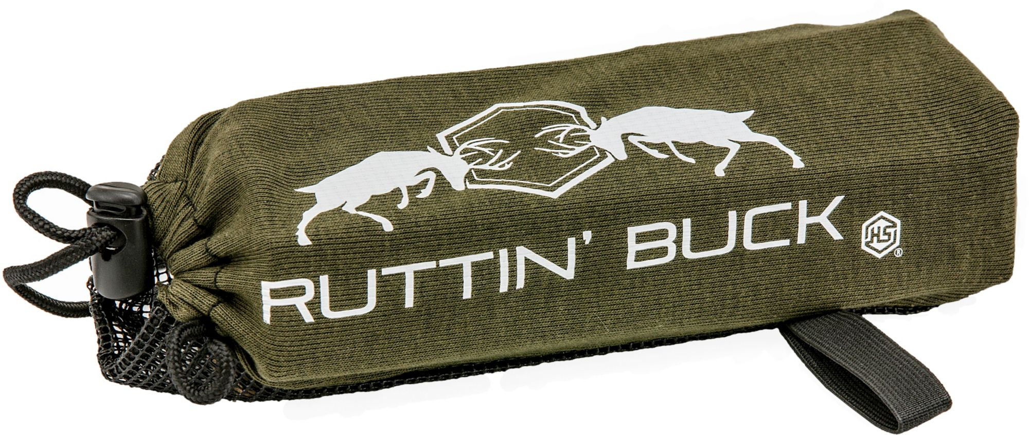 Hunters Specialties Ruttin' Buck Rattling Bag Deer Call, Adult Unisex