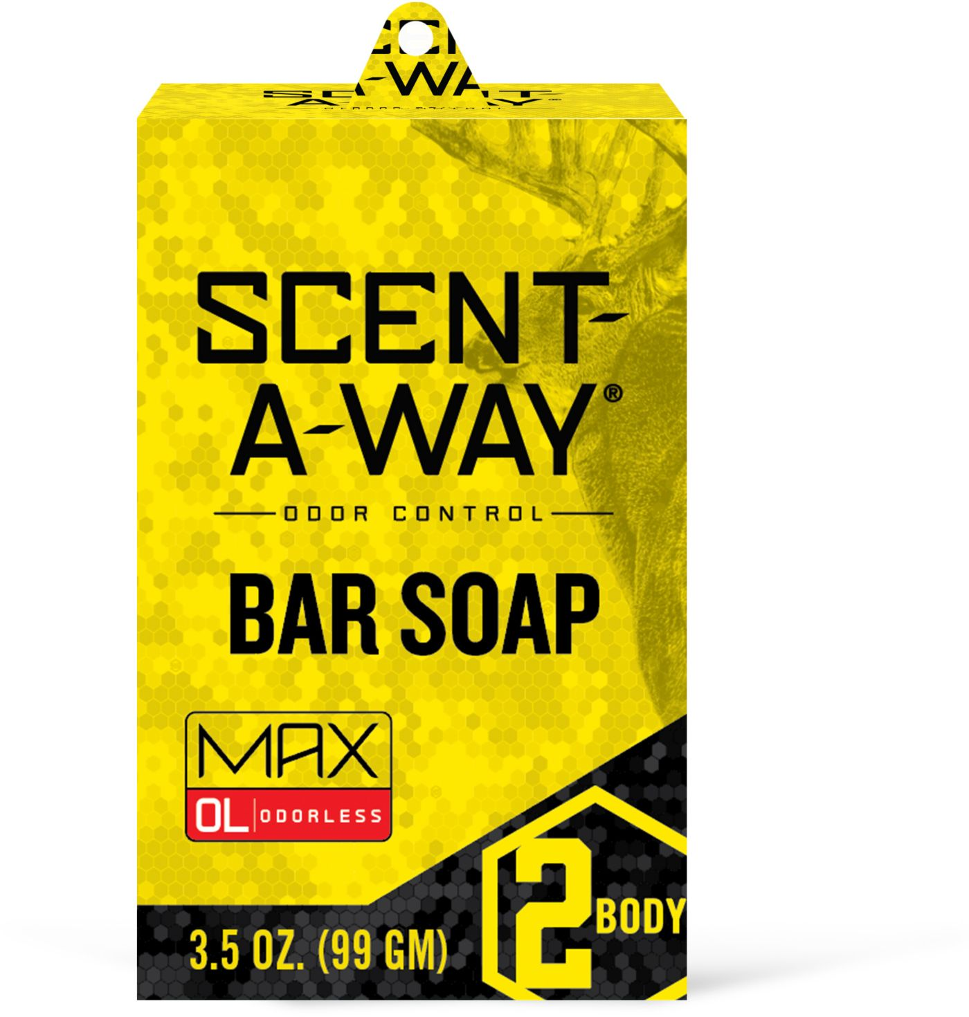 Hunters Specialties SCENT-A-WAY Max Bar Soap